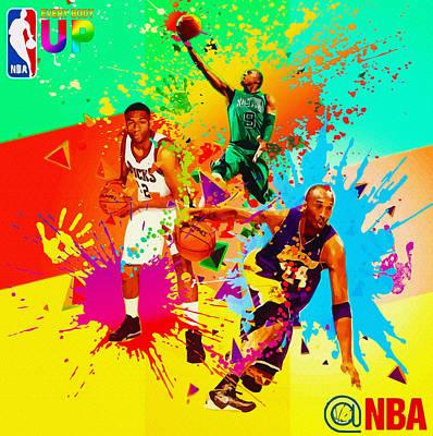 Nba Season Poster - Part 3 Original