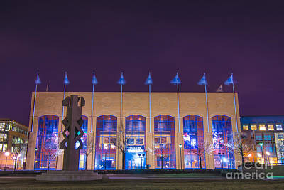 Photograph - Ncaa Hoc Night Le by David Haskett