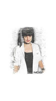 Ncis Digital Art - Ncis - Abby Skulls by Brand A