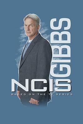 Ncis Digital Art - Ncis - Gibbs Standing by Brand A