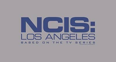 Ncis Digital Art - Ncis La - Logo by Brand A