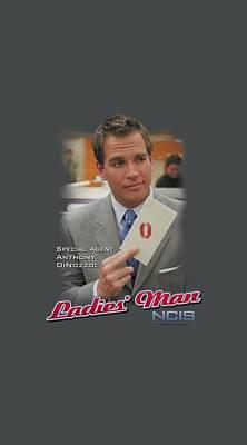 Ncis Digital Art - Ncis - Ladies Man by Brand A