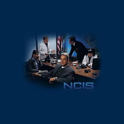 Ncis Digital Art - Ncis - Original Cast by Brand A