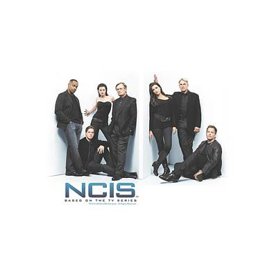 Ncis Digital Art - Ncis - White Room by Brand A