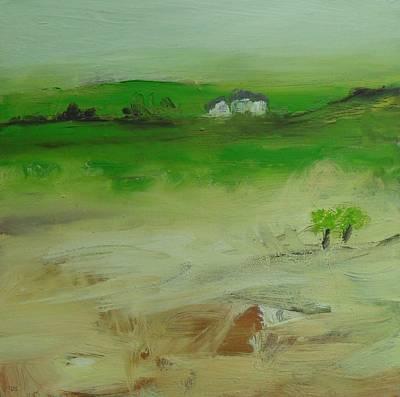 Painting - Near Ardara by Mary Feeney