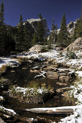 Photograph - Near Dream Lake by Lee Kirchhevel