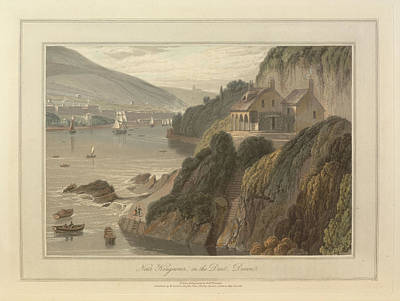 Near Kingswear Art Print by British Library