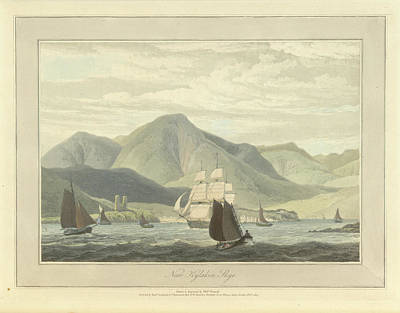 Near Kylakin Art Print by British Library