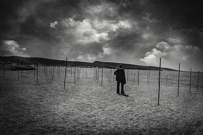 Surreal Photograph - Near Life Syndrome by Taylan Apukovska
