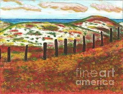 Painting - Near Seal Beach by Larry Farris