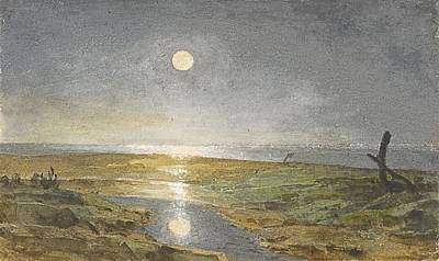 Southwick Painting - Near Southwick by Celestial Images