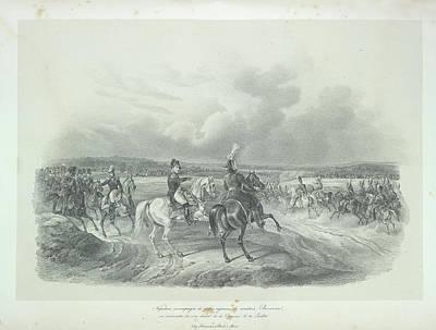 Adam Photograph - Near The Dwina by British Library