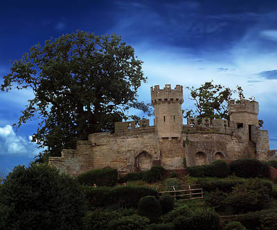 Photograph - Near Warwick Castle by Gordon Engebretson