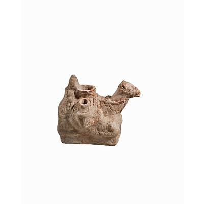 Ceramics Photograph - Nebatean Terracotta Vessel by Science Photo Library