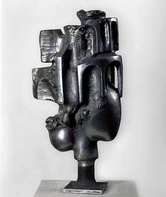 Photograph - Nebojsha Mitric Sculpture by Juan Carlos Ferro Duque