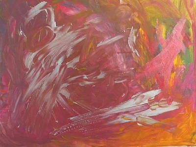 Nebula 320 Art Print