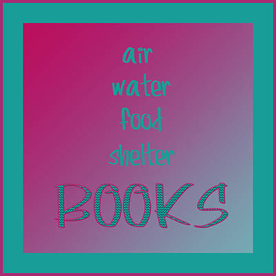Necessities Of Life Art Print