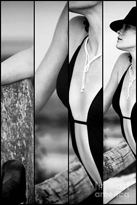 Photograph - Necklace Panels by John Rizzuto