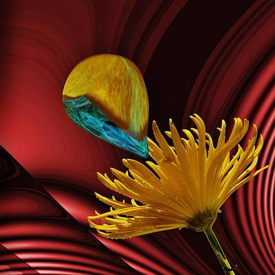 Digital Art - Nectar Of The Gods by Barbara St Jean
