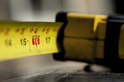 Need To Measure Print by Karol Livote