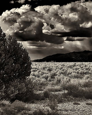 Photograph - Needed Rain II by Charles Muhle