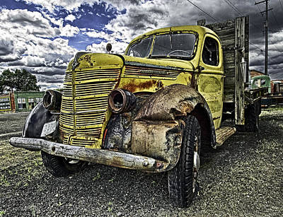 Photograph - Needs New Headlights by Gary Neiss