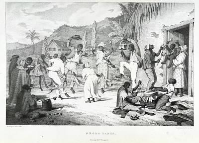Negro Dance Art Print by British Library