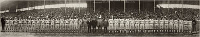 Dinka Photograph - Negro Leagues, 1924 by Granger