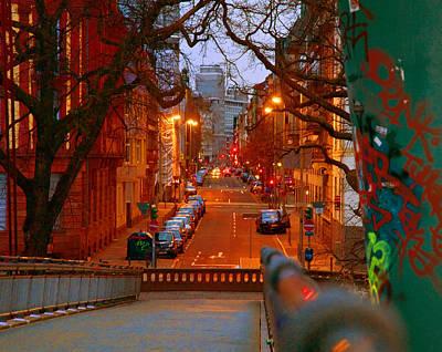 Photograph - Neighborhoods   by Robert Culver