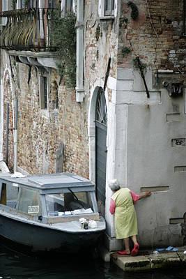 Neighbourhood Watch Art Print