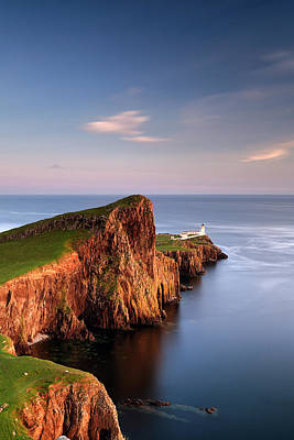 Photograph - Neist Point by Grant Glendinning