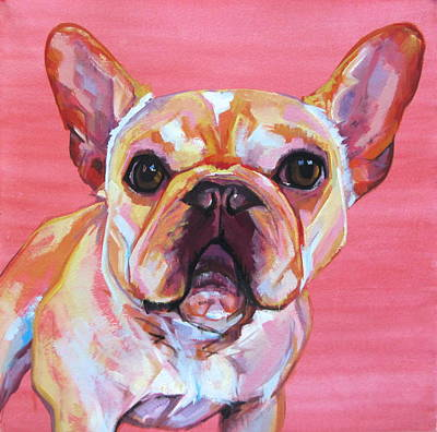 Painting - Nellie by Sarah Gayle Carter