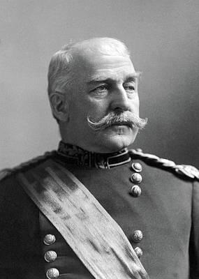 Photograph - Nelson Appleton Miles (1839-1925) by Granger