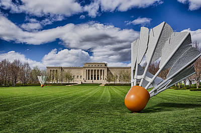 Photograph - Nelson Atkins Lawn by Kyle Howard