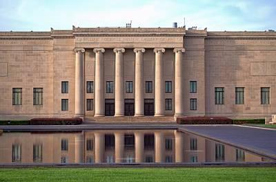 Photograph - Nelson-atkins Museum Of Art Kansas City by Tim McCullough