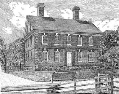Nelson House In Yorktown Virginia 1 Of 3 Original