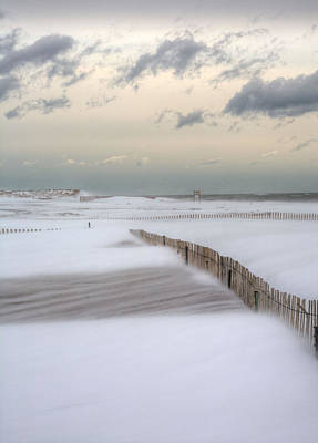 Winter Storm Photograph - Nemo by JC Findley