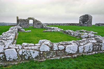 Photograph - Nendrum Monastic Site by Jane McIlroy