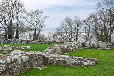 Photograph - Nendrum Monastic Site - Strangford Lough - Northern Ireland by Jane McIlroy
