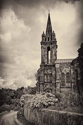 Photograph - Neo Gothic Chapel by Eduardo Tavares