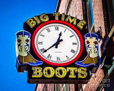 Neon Boots Original