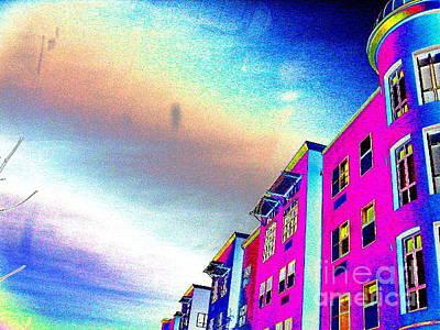 Neon Building Original