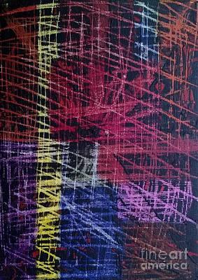 Neon Flag Original by Distanktion Designs