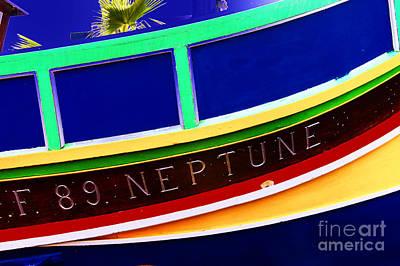 Photograph - Neptune by Rick Bragan