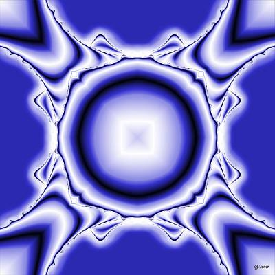 Digital Art - Neptune Turbinate 4 by Brian Johnson