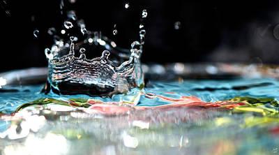 Photograph - Neptune's Crown by Lisa Knechtel