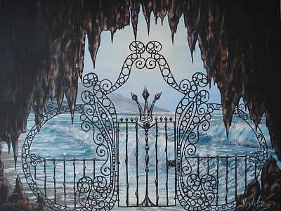 Neptune's Gate Art Print