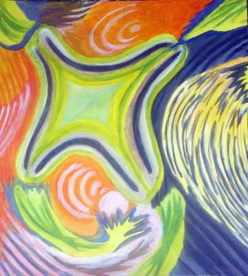 Resilience Painting - Nerve Resilience by Sasha Niala Pustam