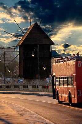 Photograph - Nesebar Old Town  by Svetoslav Sokolov