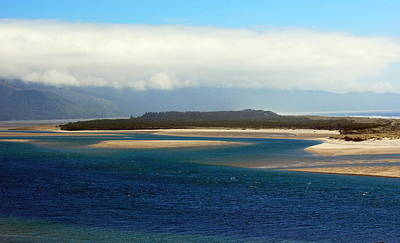 Photograph - Netarts Bay by Mamie Gunning
